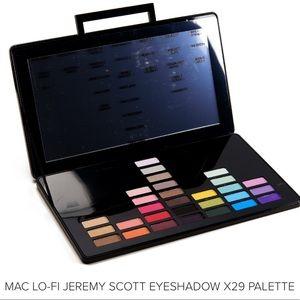 MAC Jeremy Scott eye shadow palette
